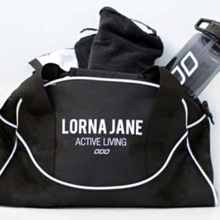 Lorna Jane Everyday Bag Black