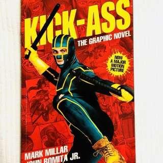 Kickass graphic novel