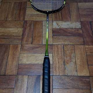 Black Knight Mega Force 35L Badminton Racket
