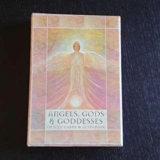 Oracle Cards & Guidebook
