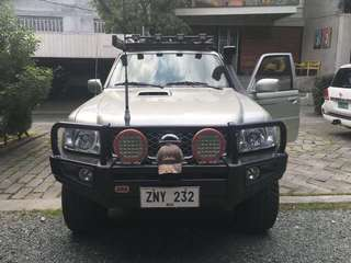 Nissan Patrol Super Safari