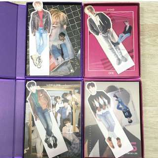 Incoming Readystock wannaone to be one repackage album Nothing Without You unsealed jihoon / minhyun set