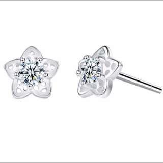 Genuine Silver Kingdom 92.5 Earrings