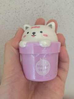The face shop hand cream
