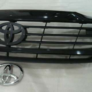 Grill all new innova TDR