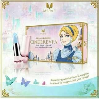 BEST SELLING ❗❗❗ Cinderevfa Blue Magic Lipstick