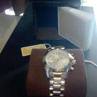 MK Pure Stainless Ladies Watch