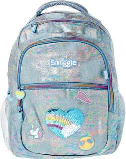 Smiggle Denim Daze Backpack Bag