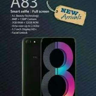 Oppo A83 bisa cicilan tanpa kartu kredit