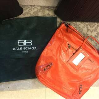 Balenciaga City Day hobo bag