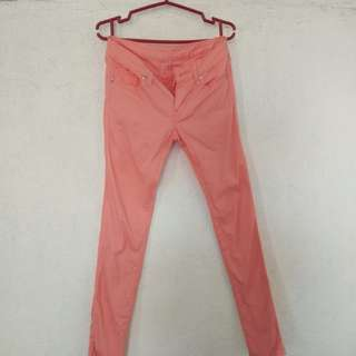 Pants (Peach/Orange)