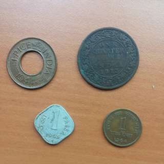Antique Currencies