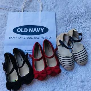 old navy doll shoes 4yo