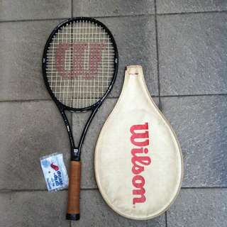 Wilson Executive 880 tennis racket with Power Weight Stabiliser (PWS)