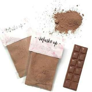 Masker Organik Chocolate