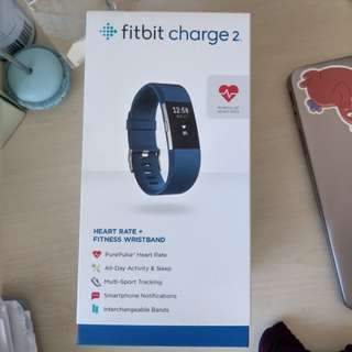 Fitbit Charge 2 (free size)