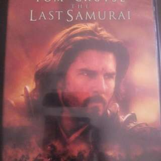 2 DVD-IMPORTED ORIG- THE LAST SAMURAI