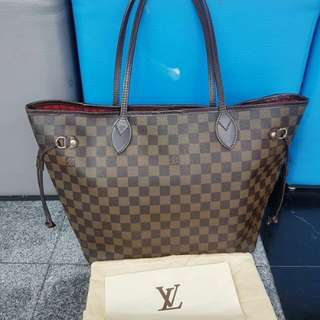 markdown!!!lv neverfull mm