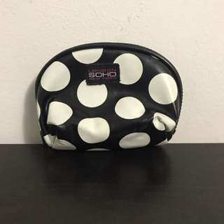 London SOHO make up bag