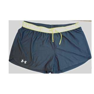 UNDERARMOUR Running Shorts