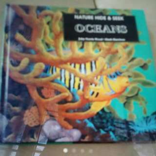 Oceans- Nature Hide & Seek