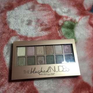 Blush Nudes Palette