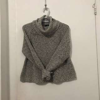 Grey salt and pepper sweater