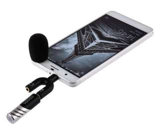 Phone microphone condenser