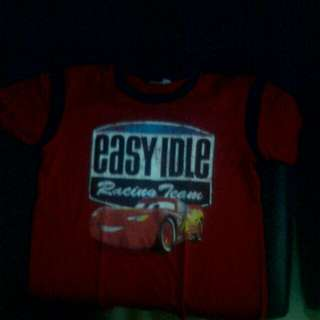 Cars easy idle red
