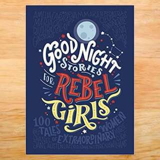 FREE EBOOK! Good Night Stories for Rebel Girls