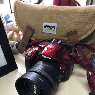 Nikon D5300 + AFS Nikkor 35mm 1.8G