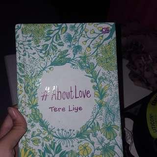 Buku#allaboutlove
