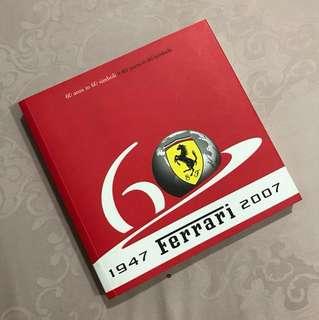 Ferrari 60 years in 60 symbols (1947-2007)