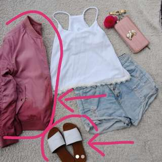 Looking for Pink Bomber jacket