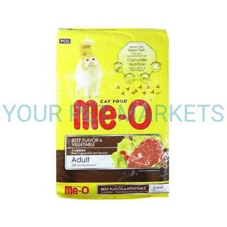 Meo Adult Beef 1.2 Kg