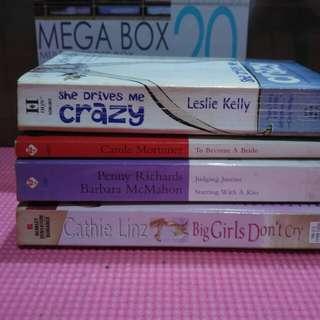 Book bundle 26 (take all)