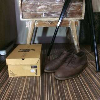 Sixpax footwear leather