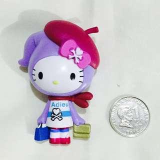 Hello Kitty Tokidoki Toy Collectible