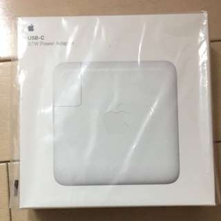 New Original Macbook Charger - 87W USB-C Power Adapter