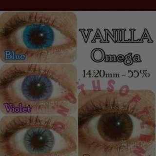 Soflens Vanilla