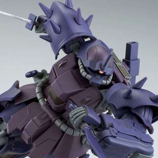 Pre-order closed: HG 1/144 Efreet Nacht (June Batch)