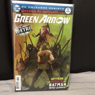 Green Arrow #32