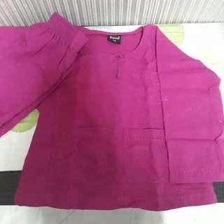 Baju Melayu (2y-3y)