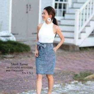 Skirt terno fits S-L