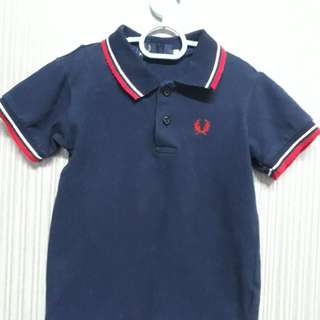 Boy Polo Shirt fred perry (1y-2y)