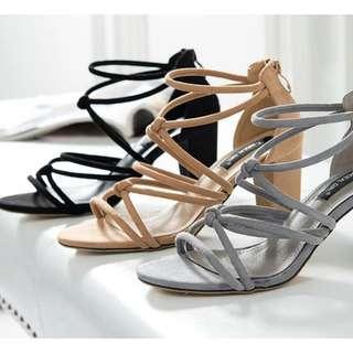 Nlh heels tahu tali nl
