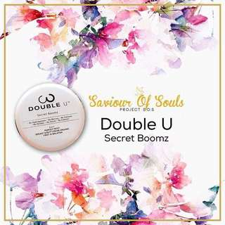 Breast Cream Organic - Double U Secret Boomz