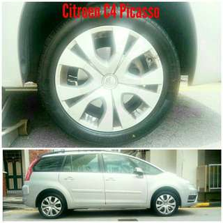 Tyre 215/50 R17 Membat on Citroen C4 Picasso 🐕 Super Offer 🙋‍♂️