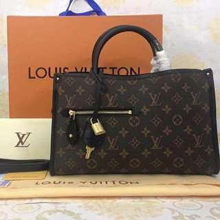 LV bag with sling
