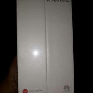 Huawei P10 Plus 128GB Brand New Sealed(Graphite Black)
